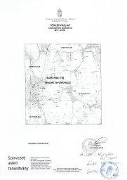 Térképvázlat 15-851550-110 Gemzse