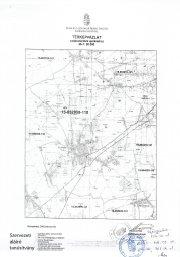 Térképvázlat 15-852950-110 Gemzse